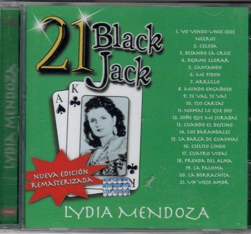 21 black jack lydia mendoza - 2