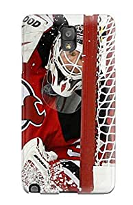 ArmmrNZ12459JCgSD Faddish New Jersey Devils (12) Case Cover For Galaxy Note 3