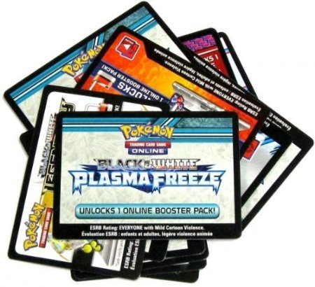 Pokemon Lot of 25 Promo Code Cards for Pokemon Online TCG [Assorted Series] ()