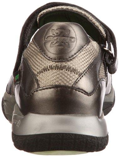 Sano by Mephisto KAOLIN AIR PERLKID 10103/AIR TORTORA GREY P5102039 - Zapatos de cuero para mujer Gris