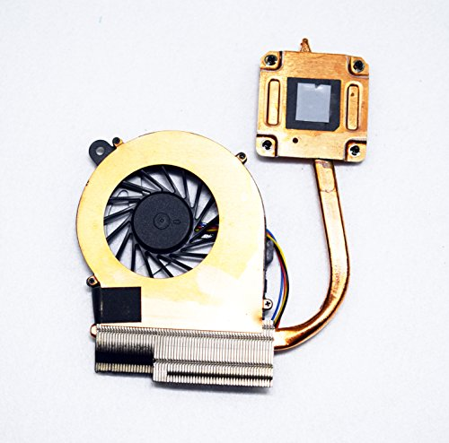 YDLan New for HP 255 455 1000 2000 Series 688281-001 CPU Cooling Fan with Heatsink 4 Wires