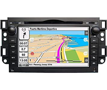 "2DIN 7"" CHEVROLET CAPTICA, EPICA y AVEO: NAVEGADOR GPS, MANOS LIBRES BLUETOOTH"