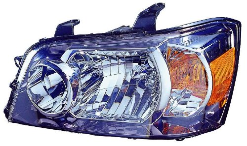 Depo 312-1175L-AS9 Toyota Highlander Driver Side Replacement Headlight Assembly