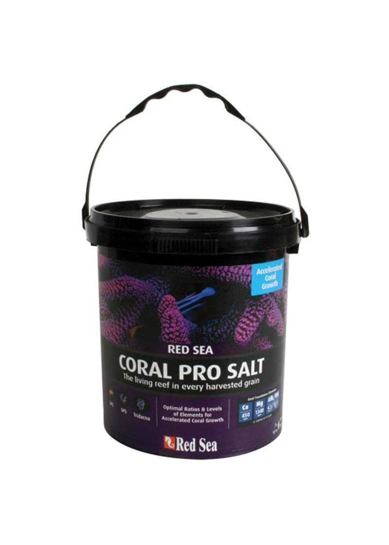 Red Sea Fish Pharm ARE11220 Coral Pro Marine Salt for Aquarium, 55-Gallon by Red Sea