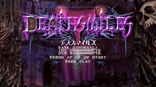 Death Smiles [Japan Import]