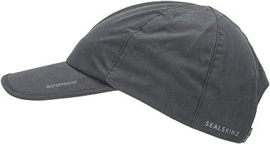 Seal Skinz Waterproof Extreme Cold Weather Hat Medium  Black Medium Black  Men/'s