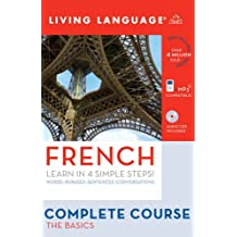 Complete French: The Basics (Book and CD Set): Includes Coursebook, 4 Audio CDs, and Learner's Dictionary