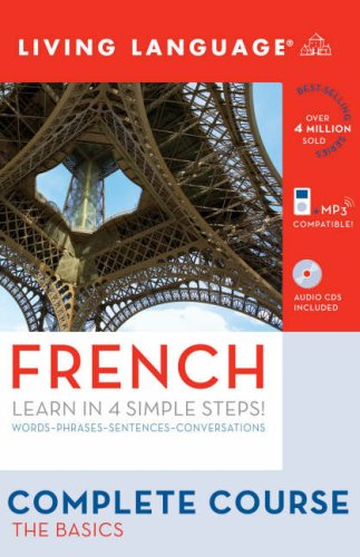 Complete French: The Basics (Book and CD Set): Includes Coursebook, 4 Audio CDs, and Learner's Dictionary (Complete Basi