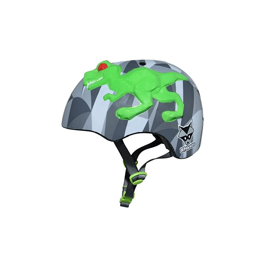 Raskullz Dinosaur Dragon Child Bike Helmets