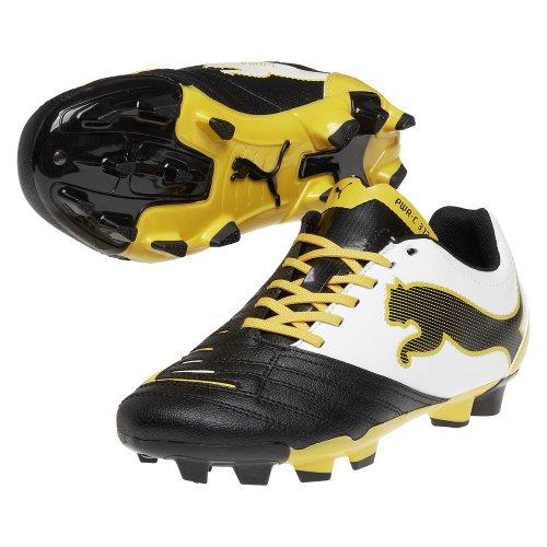 Puma PowerCat 3.12FG Junior Fußball Stiefel