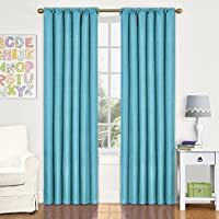 Eclipse Kids Kendall Room Darkening Thermal Curtain...