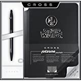 Amazon han solo in carbonite business card case office products cross click star wars darth vader gel ink pen jot zone journal at0625sd colourmoves Images