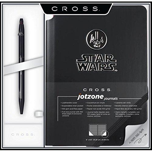 Cross Click Star Wars Darth Vader Gel Ink Pen & Jot Zone Journal (AT0625SD-17/1)