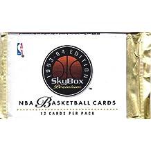 NBA Basketball Cards 1993-94 Skybox Premium Edition (Pack)
