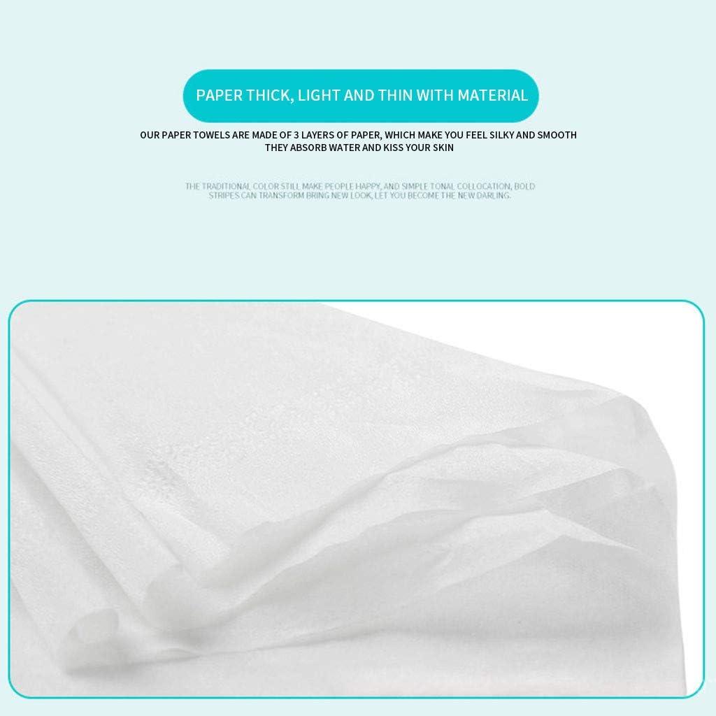 8PC Werkstatt Oder Ein Restaurant135 Blatt K/üche Shulky HULKY Premium Servietten Toilettenpapier Papiert/ücher Handt/ücher Gesichtst/ücher f/ür Waschraum