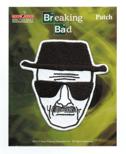 Breaking Bad Heisenberg Patch Toy Zany