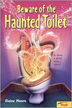 Beware Of The Haunted Toilet by Molly Moore (1999-03-09)