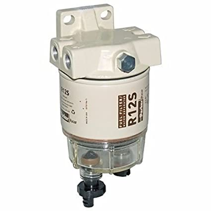 Amazon com racor 120as fuel filter water separator automotive parker water separator filter