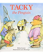 Tacky the Penguin Book & CD