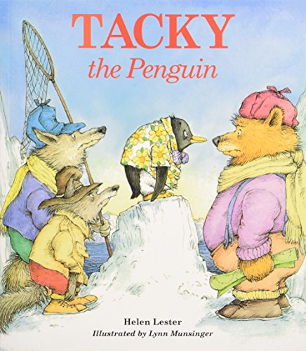 Tacky the Penguin (Book and -