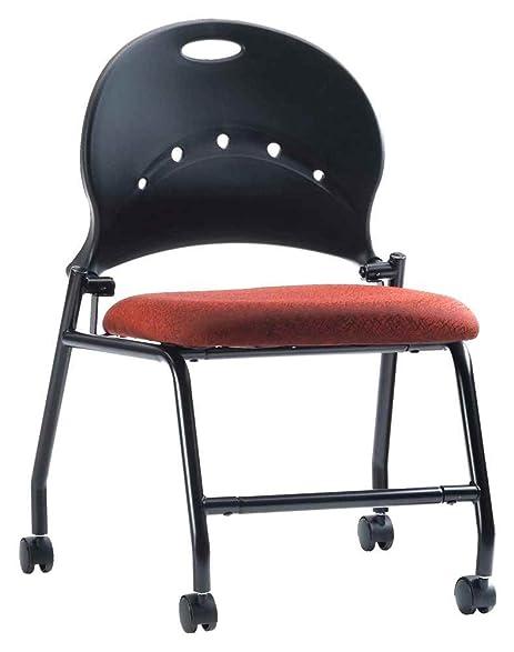 Zappa Training Room Armless Chairs w Lift Seats - Set of 4  sc 1 st  Amazon.com & Amazon.com : Zappa Training Room Armless Chairs w Lift Seats - Set ...