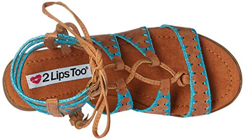 Too Lips Womens Too Celia Too 2 Tan Celia XHwdOxPx1q