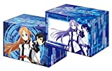 Sword Art Online Ordinal Scale Kirito Asuna Character Card Deck Box Case Holder