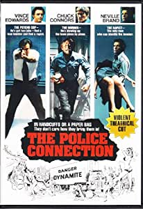 """The Police Connection (aka """"The Mad Bomber"""") - UNCUT!"""