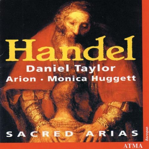 Sacred Arias by Popularity Handel Bombing free shipping G.F. 2002-02-12
