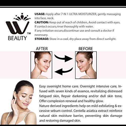 51UyCpQQC6L - WBM Restoring Night Cream For Face   Anti-Aging Retinol Cream Moisturizer   Skin Renewing Face Cream With Hydro-Rich Essence   1.7 Oz