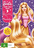 Barbie Fairy Tale Pack: Thumbelina / Rapunzel | NON-USA Format | PAL | Region 4 Import - Australia