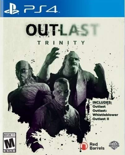 Outlast Trinity - PlayStation 4 (Outlast Game Video)