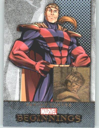 Marvel Beginnings #10 Fabian Cortez (Non-Sport Comic Trading Cards)(Upper Deck - 2011 Series 1)