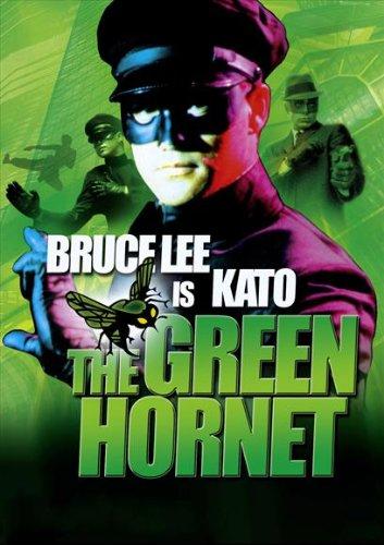 The Green Hornet Poster UK 27x40 Van Williams Bruce Lee Wende - Green Hornet Dvd Tv The