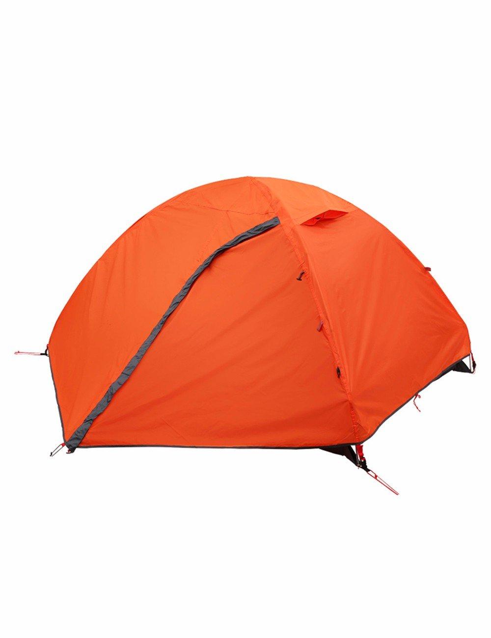 SJQKA-zelte, outdoor, 2 menschen zelt, doppel - regen, reisen, camping, ein doppel - zelt,b