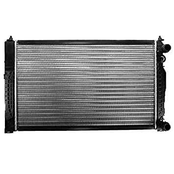 Wasserkühler Motorkühler Kühler für Motorkühlung Autokühler für VAG mit Klima
