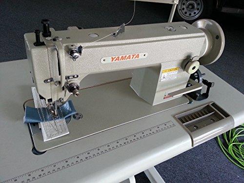 Yamata FY5318 walking foot lockstitch sewing machine HEAD only ! by Yamata