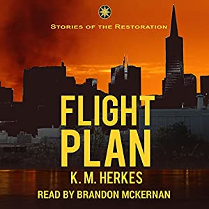 Flight Plan Audiobook