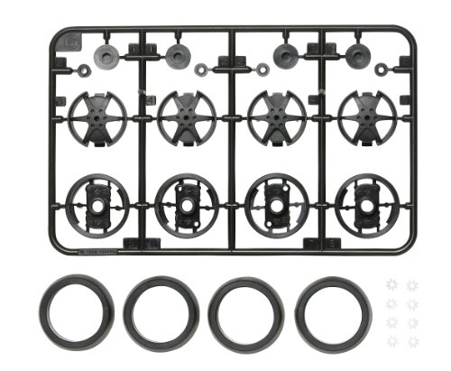 NONスケール GP.444 スーパーX・XX 大径ワンウェイホール(オフセットトレッドタイヤ付) [15444]
