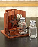 The Lakeside Collection Country Kitchen Napkin Holder- Star