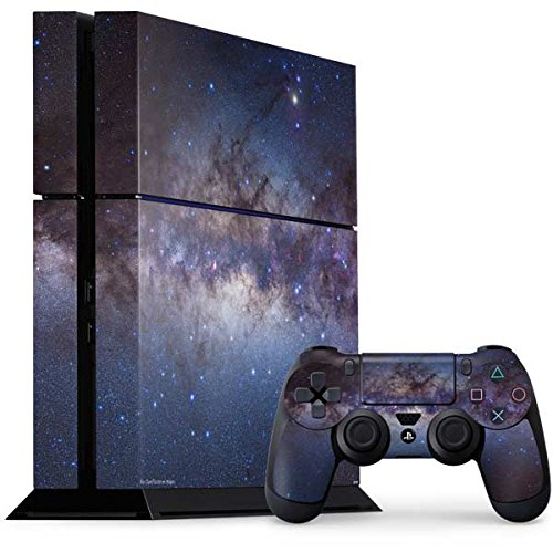 Space PS4 Console and Controller Bundle Skin - Panorama View of the Center of the Milky Way | Photography X Skinit - Panorama Way Milky