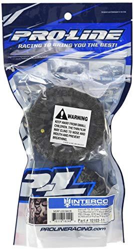 (PROLINE 1010311 Interco TSL SX Super Swamper SC 2.3.0 Tires Mounted On F-11 Wheels for Pro-2SC, Black)