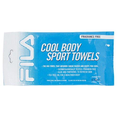 Cool Body Sport Towel Fragrance Free