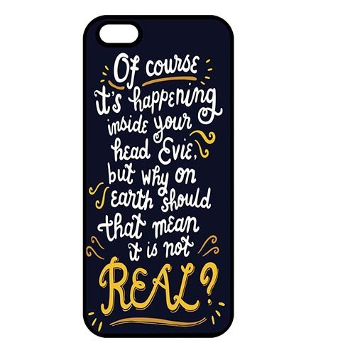 Coque,Harry Potter Quotes Design Proof Dust Cover for Coque iphone 6 Plus 5.5 pouce Durable Snap On Case Cover With Best Plastic - Beautiful Coque iphone 6 Plus Phone Case Cover for Girly