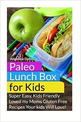 Book Paleo Lunch Box for Kids: Super Easy, Mom-Approved Gluten Free Recipes Your Kids Will Love! by Angelina Dylon (2015-01-14)