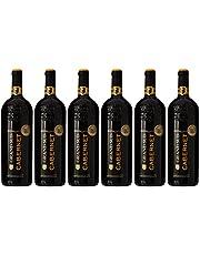 Grand Sud France IGP Vin de Pays d'Oc 1 L - Lot de 6