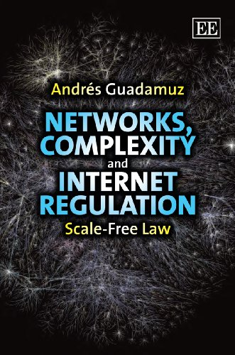 Price comparison product image Networks, Complexity and Internet Regulation: Scale-Free Law