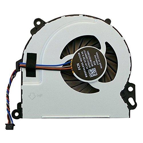 wangpeng New CPU Cooling Fan For HP Envy 17-j073ca 17-j083ca 17-j003xx m7-J120dx Laptop
