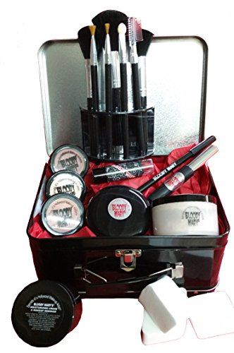 Bloody Mary Professional Theatrical Makeup Kit In Bloody Mary Lunch (Halloween Mascara Makeup)