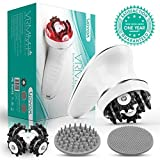 Best Face Massagers - VOYOR 3-In-1 Shiatsu Massager Handheld Cordless Face Brush Review